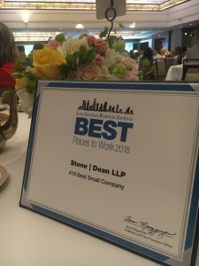 Best-Places-to-Work_San-Fernando-Valley_Stone-Dean-Law